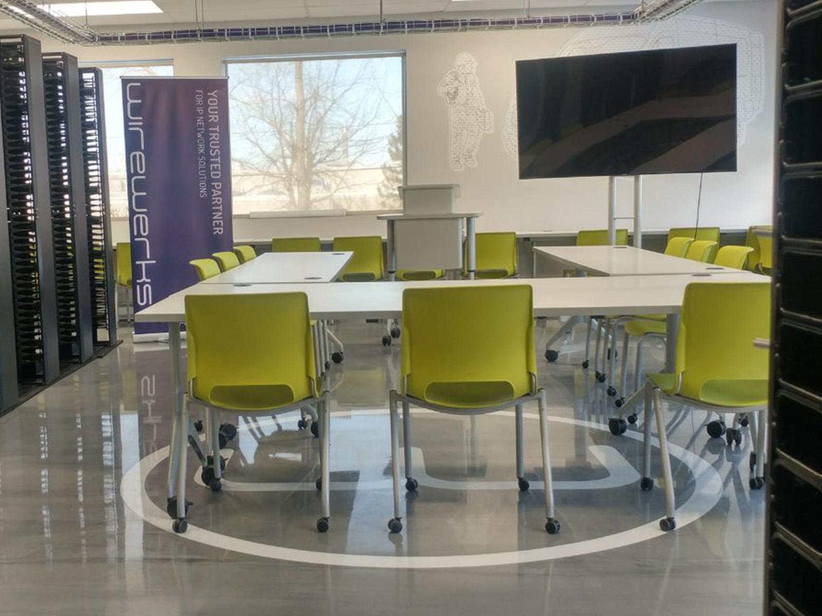 Le centre de formation Wirewerks est reconnu comme fournisseur de crédits de formation continue (CEC) BICSI