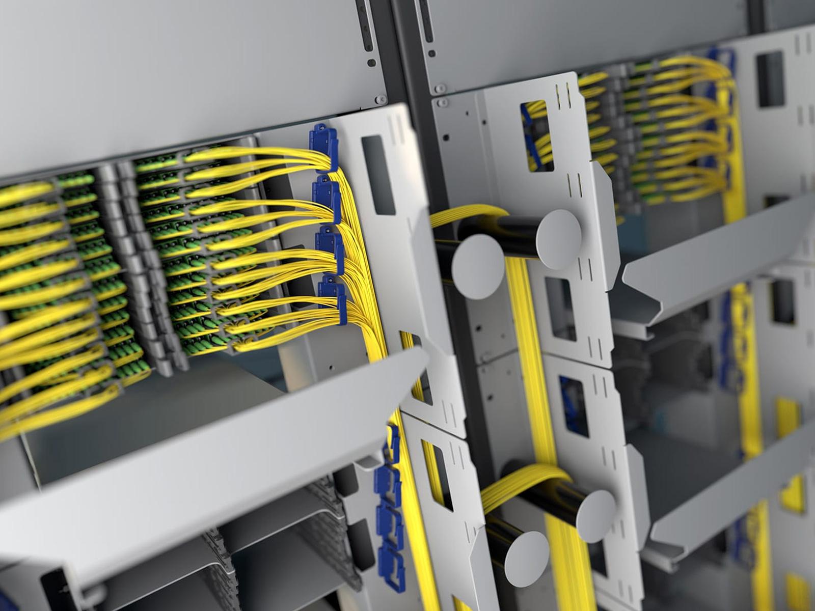 Le cadre de distribution de fibre NextSTEP remporte 2 prix de l'industrie