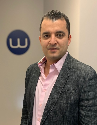 Edouard Tabet Promoted to VP Engineering & Operations